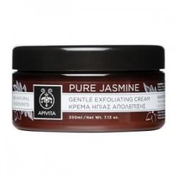 APIVITA - PURE JASMINE Κρέμα Ήπιας Απολέπισης με γιασεμί 200ml