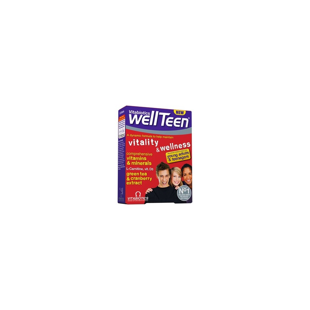 Vitabiotics - Wellten 30tabs