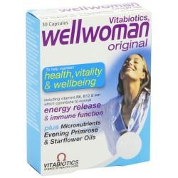 Vitabiotics - Wellwoman 30tabs
