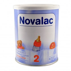 Novalac 2 Γάλα 2ης Βρεφικής Ηλικίας 400gr