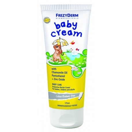 FREZYDERM BABY CREAM 175 ml
