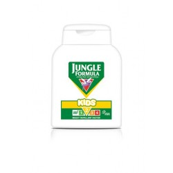 Omega Pharm Jungle Formula Εντομοαπωθητική Λοσιόν Για Παιδιά 125ml