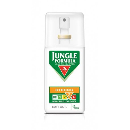 OMEGA PHARMA - Jungle Formula Strong Soft Care spray 75ml