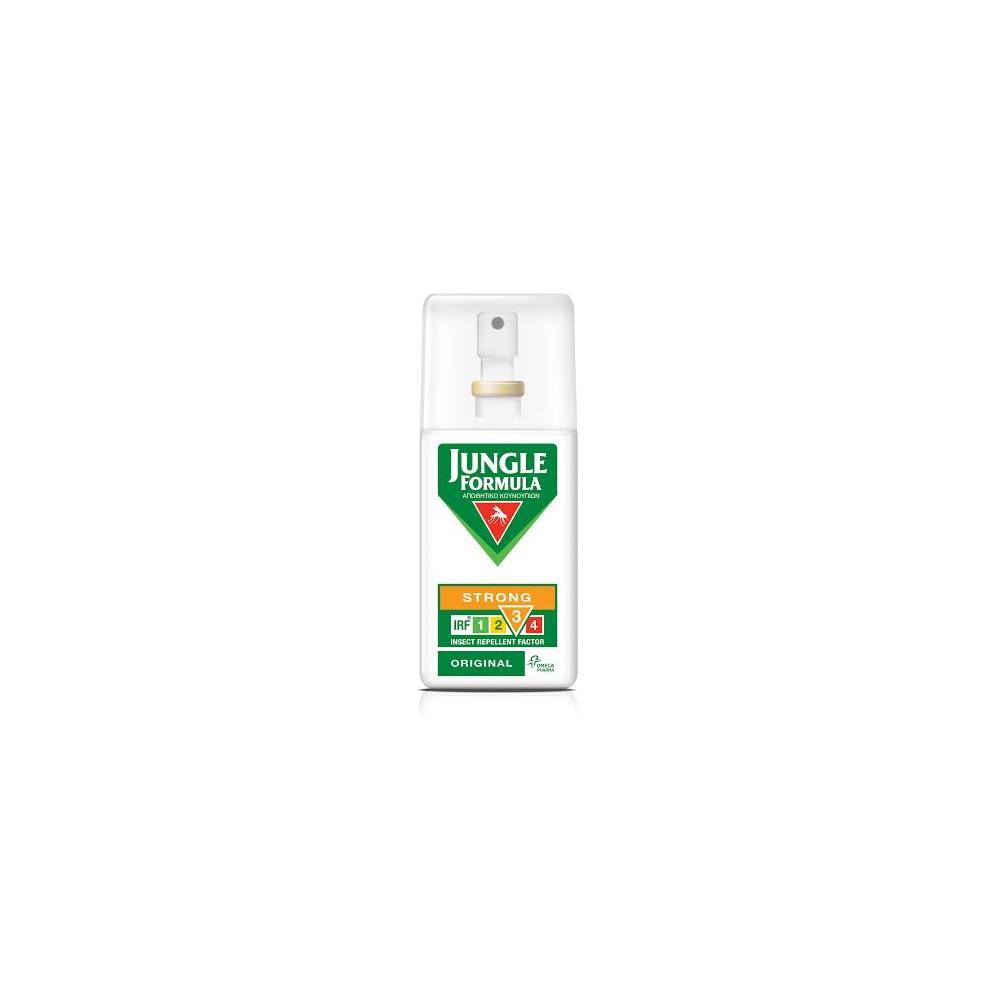 OMEGA PHARMA - Jungle Formula Strong Original spray 75ml