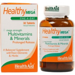 HEALTH AID - HEALTHY MEGA 30tabs