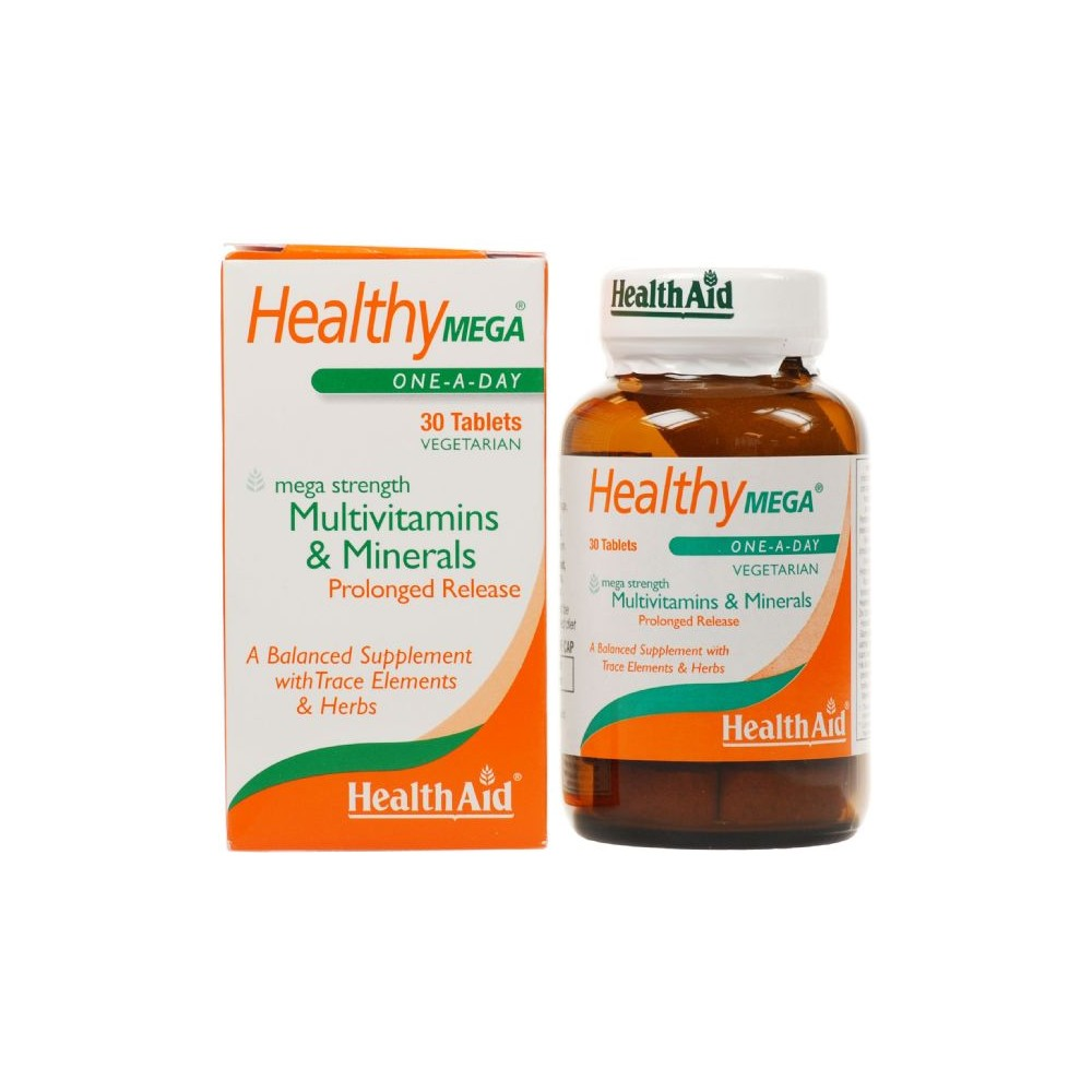 HEALTH AID - HEALTHY MEGA 30tabs