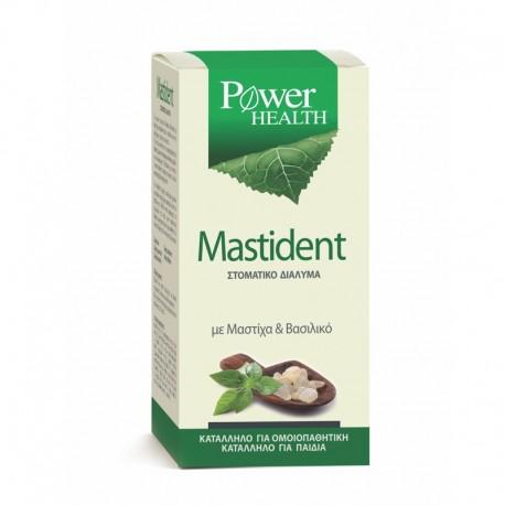 POWER HEALTH - Mastident Mouthwash 250ml