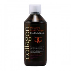 HUMAN POTENTIAL - Collagen Pro-Active Liquid Collagen with Vitamins & Minerals 500ml - Φράουλα