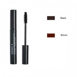 KORRES - EYES BLACK VOLCANIC MINERALS MASCARA 3D volume / Intense Colour (2 SHADES), 8mL - 02 BROWN