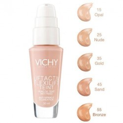 VICHY LIFTACTIV FLEXILIFT TEINT ANTI-WRINKLE MAKE-UP (available in 4 colorations) - 25 NUDE