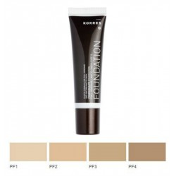 Korres Make Up SPF15 Ρόδι PF4 30ml