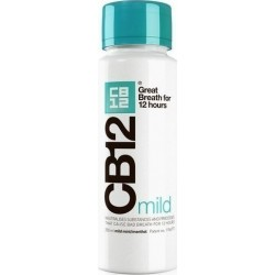 OMEGA PHARMA - CB12 Mild Στοματικό Διάλυμα για Κακοσμία Στόματος & Ελεγχόμενη Αναπνοή 250ml