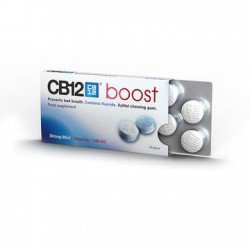 OMEGA PHARMA - CB12 Boost 10 Τσίχλες