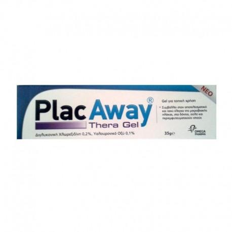 OMEGA PHARMA - Plac Away Thera Gel 35gr