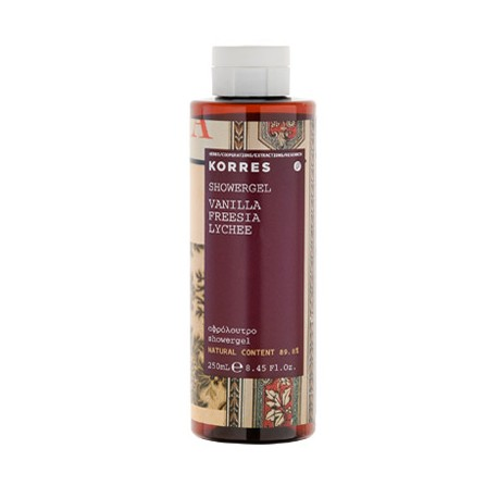 KORRES - FRAGNANCE Fragnanced Shower gels, 250mL - VANILLA-FRESHIA