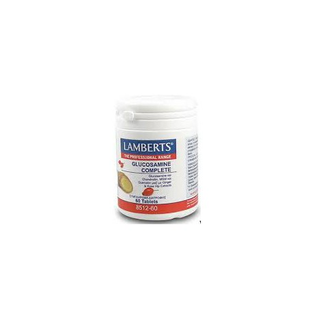 Lamberts - Glucosamine Complete, 60 / 120 tabs - 60 TABLETS