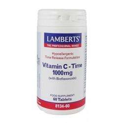 Lamberts - C-1000 Mg T/R, 30 / 60 Tabs - 60 TABLETS