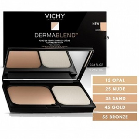 VICHY Dermablend Compact Cream, 10gr - 35