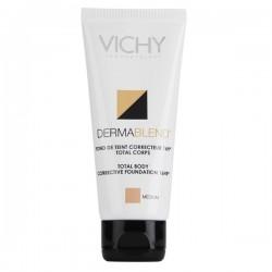 VICHY Dermablend Total Body Corrective Foundation, Make up διορθωτικό Σώματος 100ml - MEDIUM