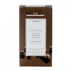 Korres Argan Oil Advanced Colorant 6.0 Ξανθό Σκούρο Φυσικό