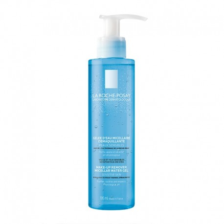 LA ROCHE POSAY - MAKE-UP REMOVER MICELLAR WATER GEL sensitive skin 195ml