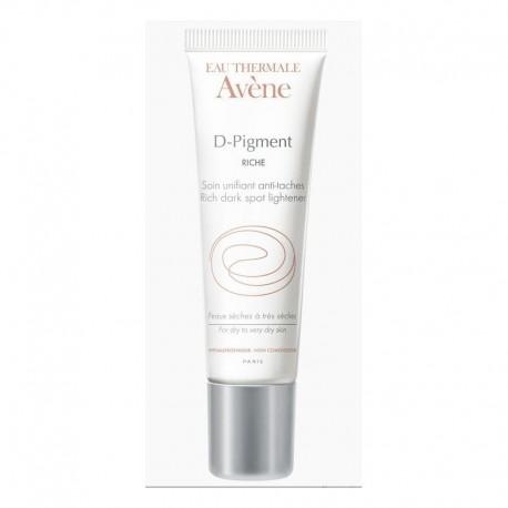 AVENE - D-Pigment Rich Dark Spot Lightener, Hyperpigmentation, 30ml
