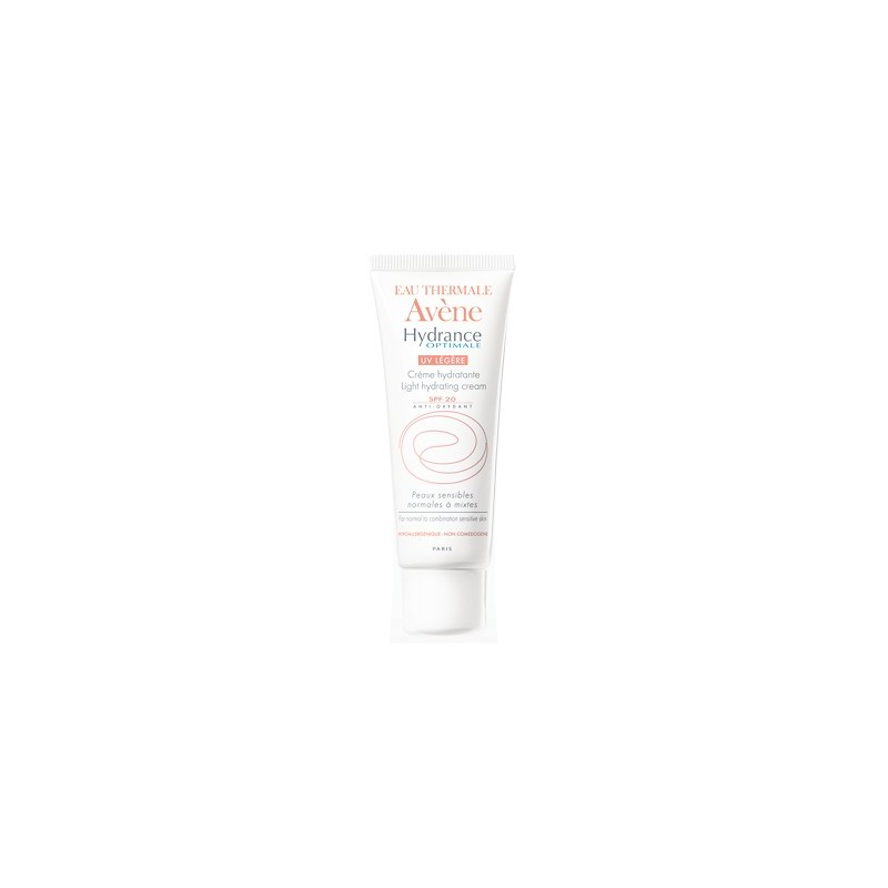 AVENE - Hydrance Optimale UV Legere SPF20, 40 ml