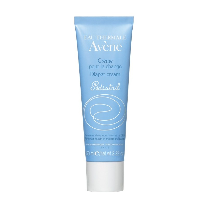 AVENE - Pediatril Water Based Ointment – Diaper Care, 50ml