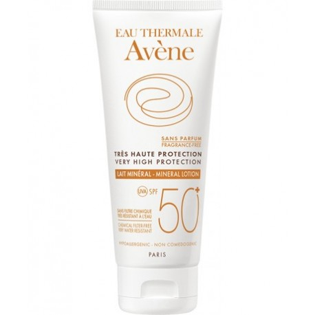 AVENE CREME MINERALE 50+ FOR INTOLERANT SKIN, 50 ml