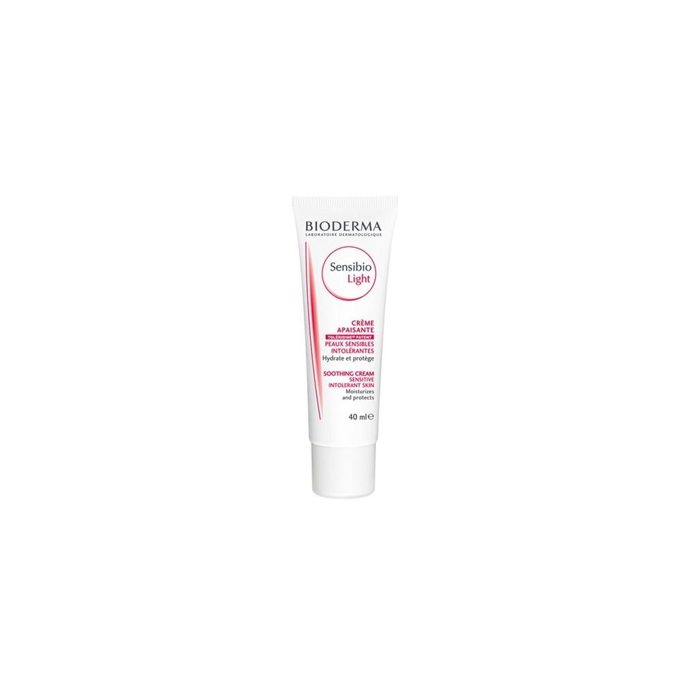 BIODERMA - SENSIBIO LEGERE / Light cream 40ML