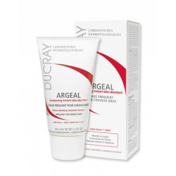 DUCRAY Argeal Sebum-Absorbing Treatment Shampoo 150ml