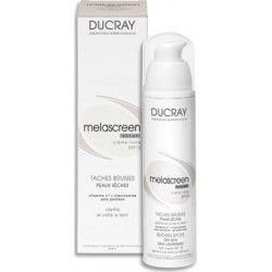 Ducray Melascreen Eclat Light Cream SPF15 40ml