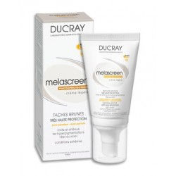 DUCRAY Melascreen Photoprotection Creme Legere SPF50+, 40mll
