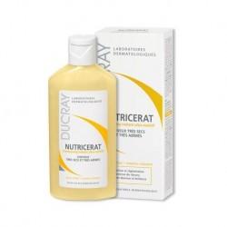 Ducray Ultra Nutritif Nutricerat Σαμπουάν για Ξηρά & Κατεστραμμένα μαλλιά 200ml