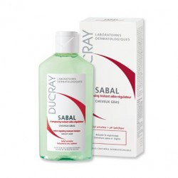 DUCRAY Sabal Sebum-regulating Treatment Shampoo 200ml