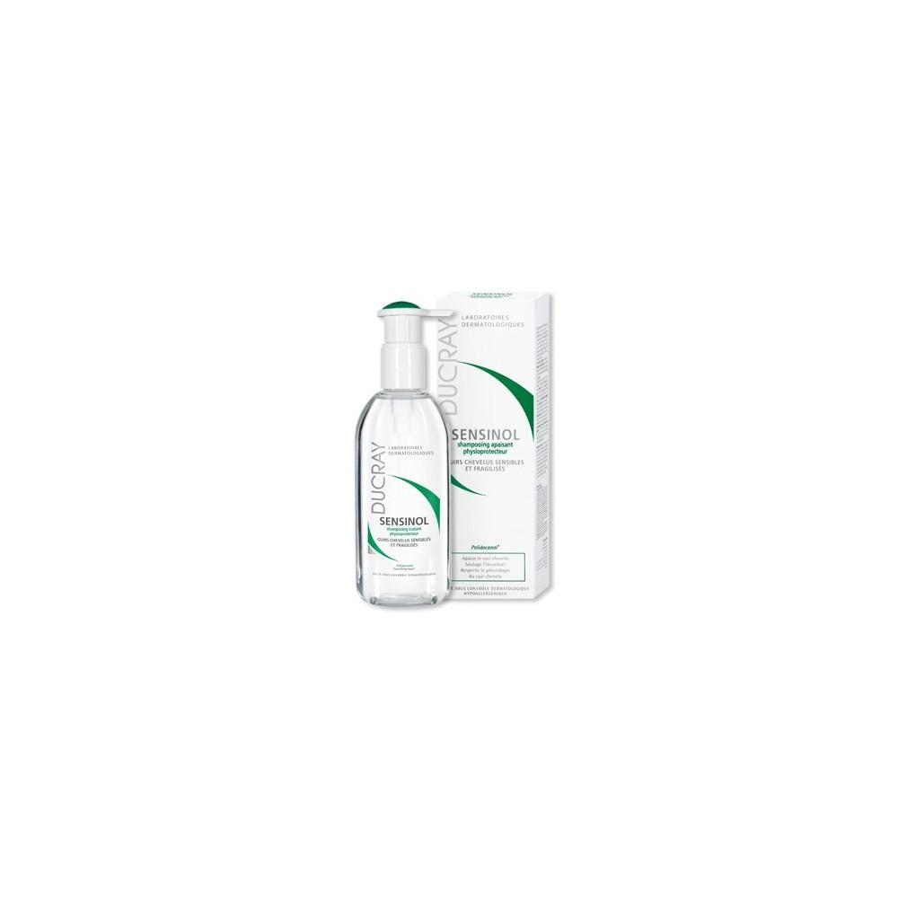 DUCRAY Sensinol Physio-Protective Shampoo 200ml