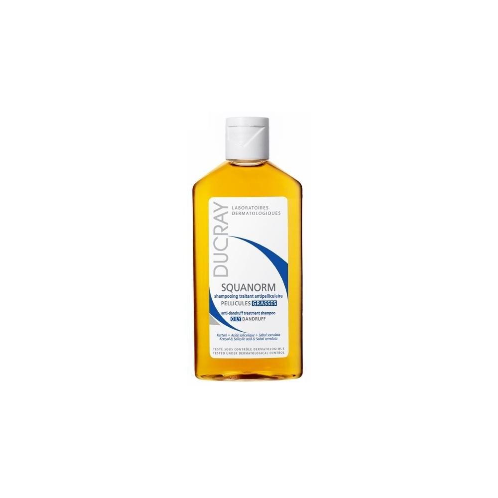 DUCRAY Squanorm Anti-dandruff Oily Shampoo 200ml
