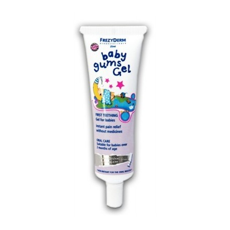 FREZYDERM BABY GUMS GEL 25ml