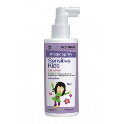 FREZYDERM SENSITIVE KID'S MAGIC SPRAY Girls 150ml