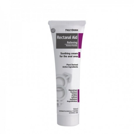 FREZYDERM RECTANAL AID CREAM 50 ml