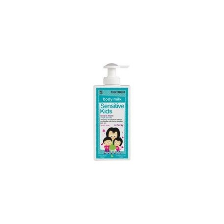 FREZYDERM SENSITIVE KID'S+FAMILY BODY MILK 200ml