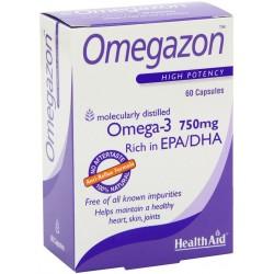 HEALTH AID - Omegazon - 60 Capsules