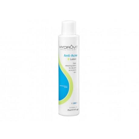 HYDROVIT Anti-Acne Lotion Kαθημερινή, μη λιπαρή λοσιόν, για λιπαρά με τάση ακμής και ακνεϊκά δέρματα, 200ml