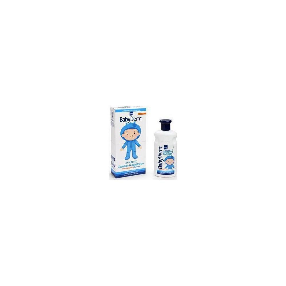 INTERMED Babyderm Delicate shampoo 300ml