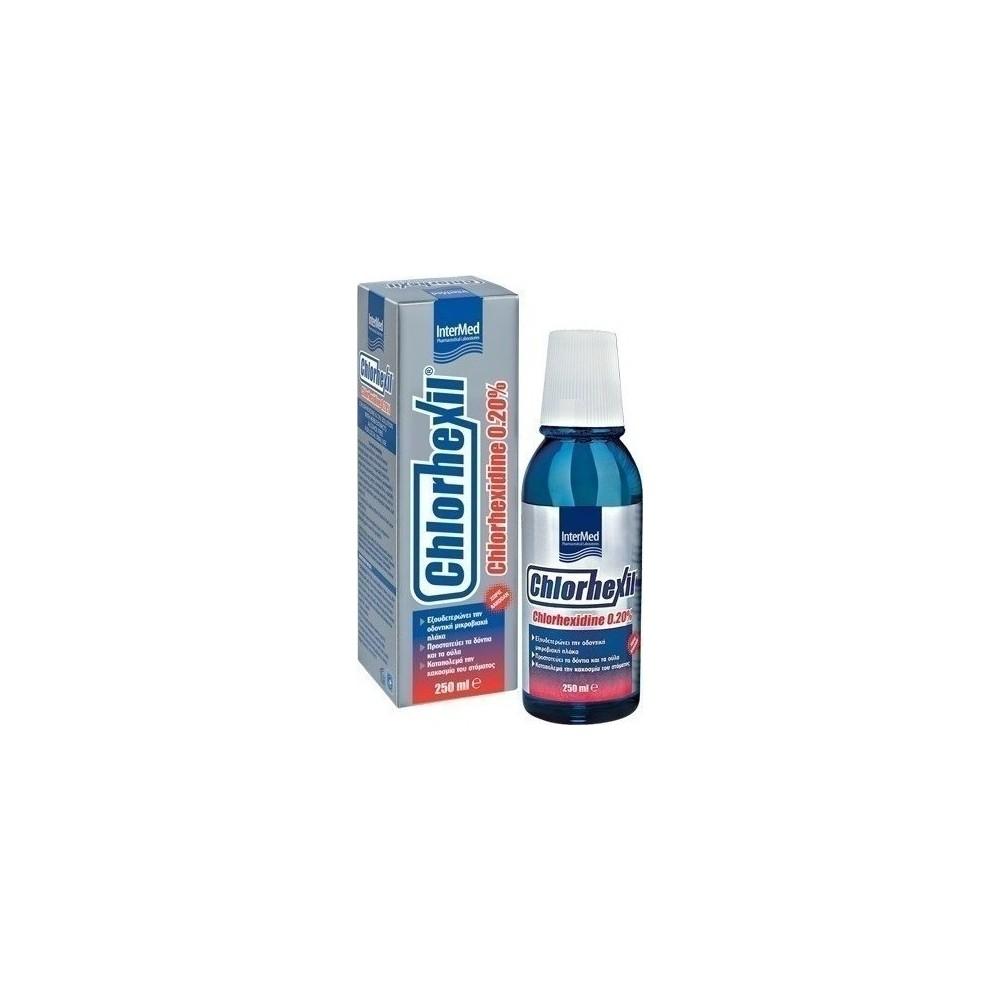 INTERMED Chlorhexil 0,20% Mouthwash 250ml