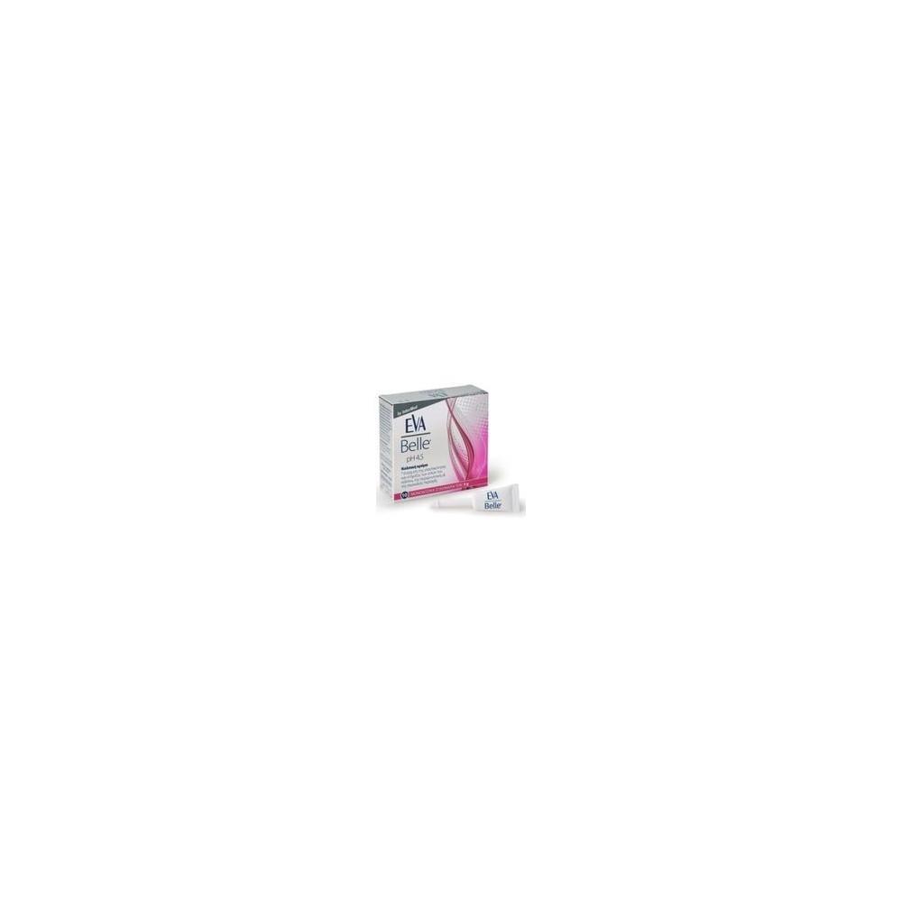 Eva Belle Vaginal Cream Κολπική Κρέμα PH 4.5 10x5g
