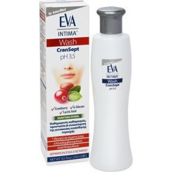 Intermed Eva Intima Wash Cransept Ph3.5 Καθημερινός Καθαρισμός 250ml