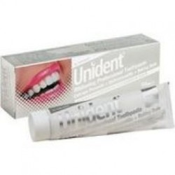 Intermed Unident Whitening Professional Toothpaste Λευκαντική Οδοντόκρεμα 100ml