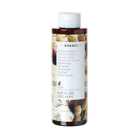KORRES - BODY Shower gel in different smells, 250ml - ΑΧΛΑΔΙ-ΠΕΡΓΑΜΟΝΤΟ [CLONE]