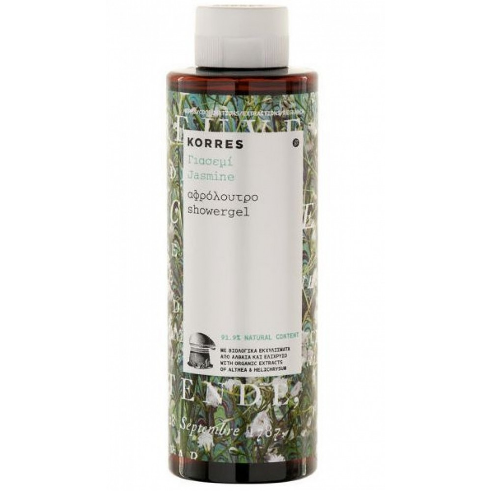 KORRES - BODY Shower gel in different smells, 250ml - ΓΙΑΣΕΜΙ